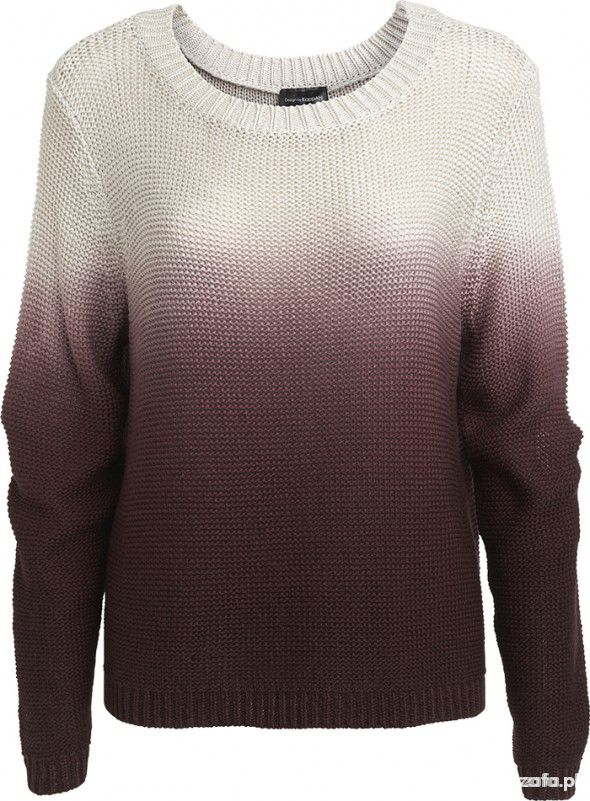Sweter Ombre...