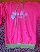 Neonowa Bluza Adidas