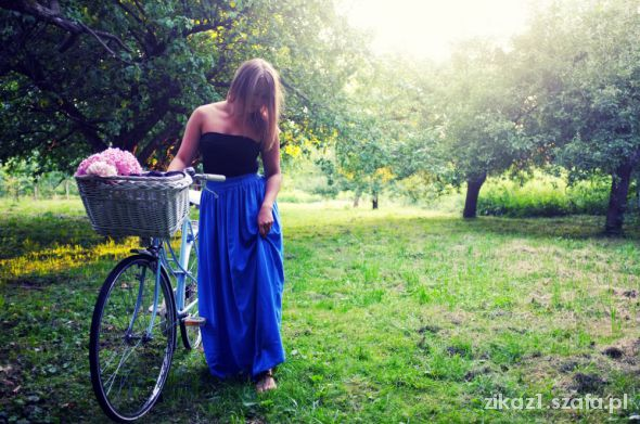 Romantyczne Na rower
