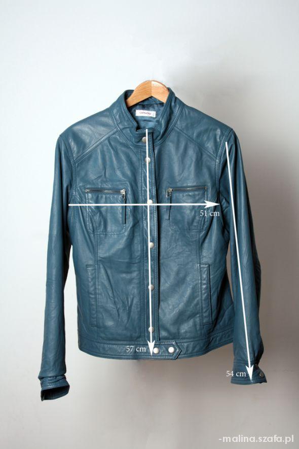 358cf329d7006 kurtka niebieska Orsay rozmiar 38 w Odzież wierzchnia - Szafa.pl