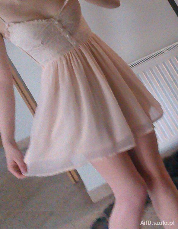 Słodka sukienka h&m