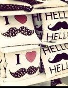 Mustache I LOVE...