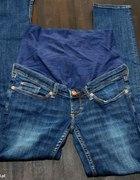 spodnie ciążowe H&M MAMA jeans 40 L...