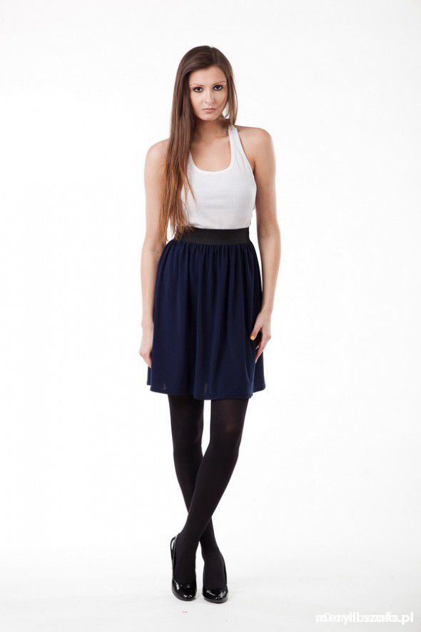 Spódnice Spódnica rozkloszowana plisowana