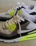 Neonowe Nike AIR MAX r 38 5