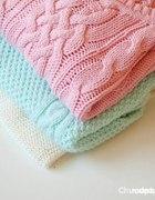 sweterki pastelowe