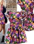 sukienka atmosphere kwiaty 44