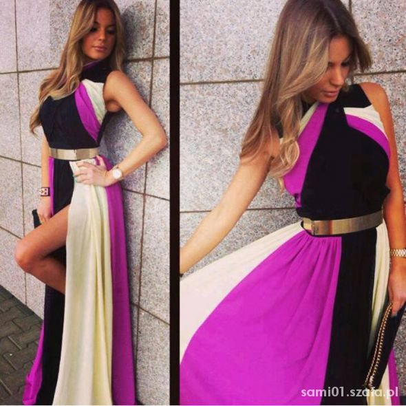 Eleganckie sliczna suknie