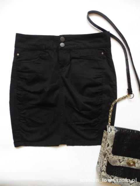 Spódnice spódnica orsay czarna xs s