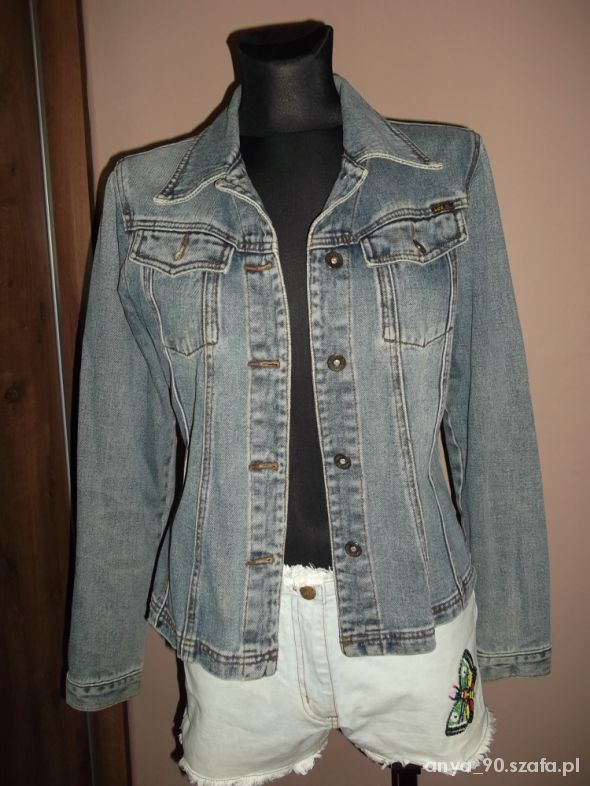 katana jeansowa M na L LEE