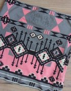 Spódnica aztec aztecka Bershka