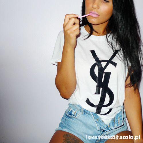 Koszulka YSL