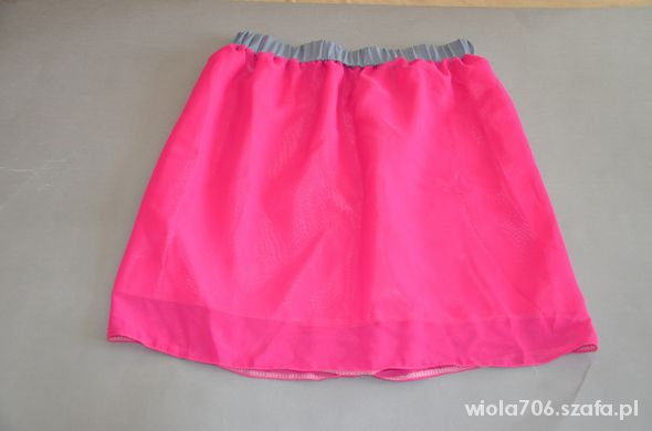 Spódnice nowa szyfonowa spódnica