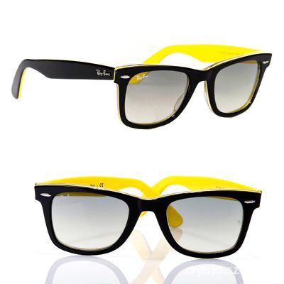 okulary ray ban wayfarer meskie