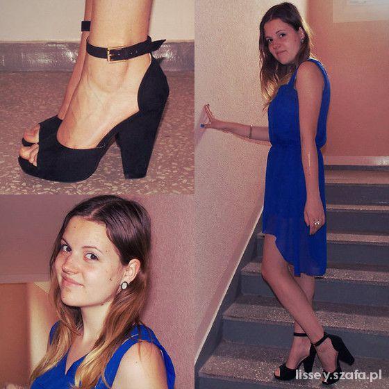 Eleganckie Blue height