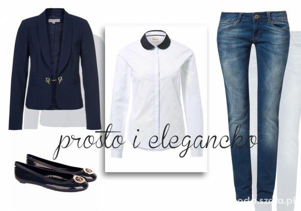 Eleganckie Prosto i elegancko