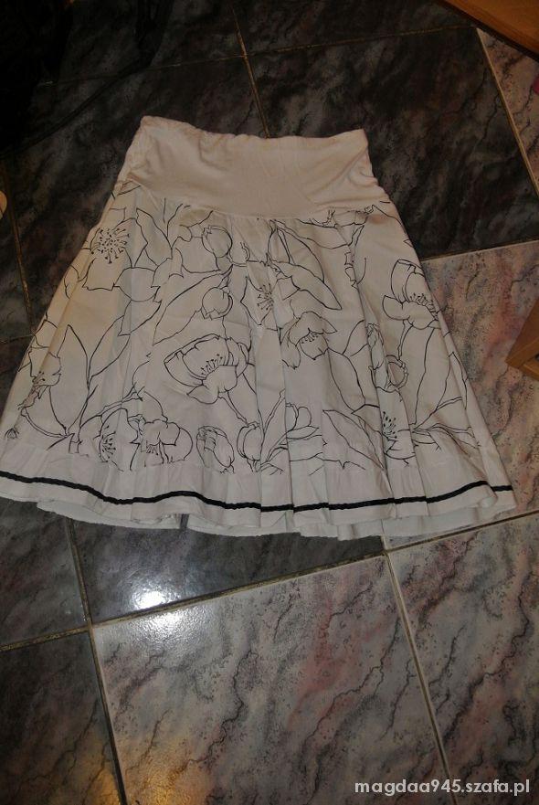 Spódnice Biała spódnica