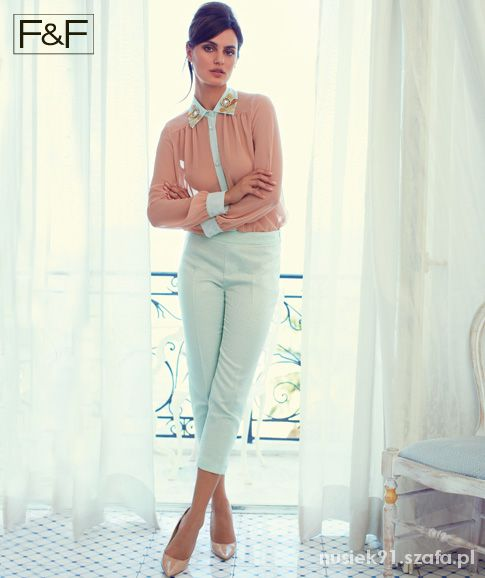 Ubrania Spodnie & Bluzka