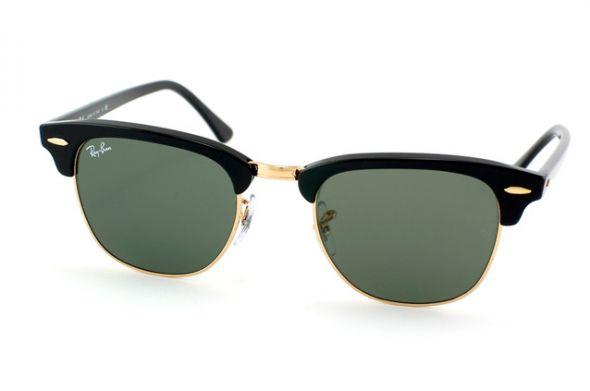 okulary przeciwsłoneczne UV Ray Ban clubmaster...
