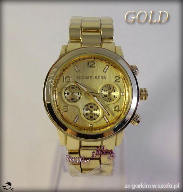 zegarek MICHAEL KORS MK boyfriend GOLD nowy