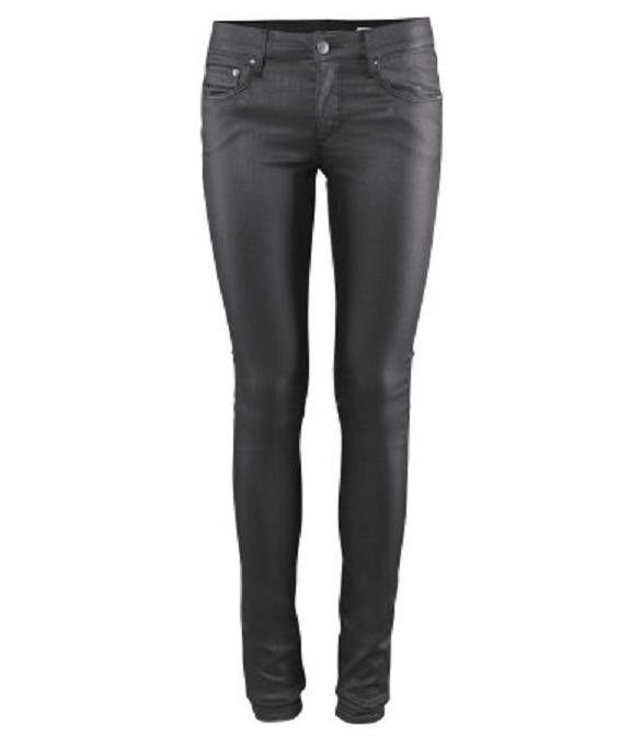 Woskowane spodnie rozmiar M