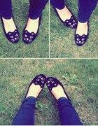 kitten ballet shoes...