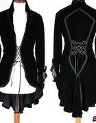 Płaszcz gotycki Phaze