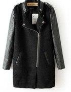 płaszcz model Zara czarny