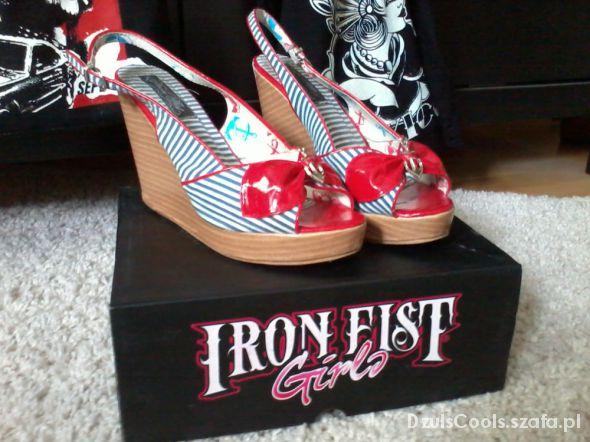 koturny Iron Fist 39