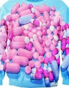 Bluza pigułki pills sugarpills tabletki