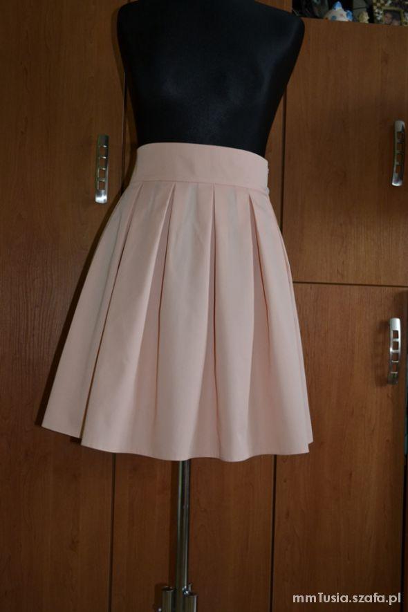 Spódnice Nowa spódnica rozkloszowana