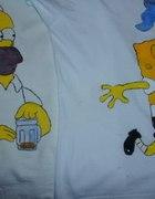 Spongebob i Homer...