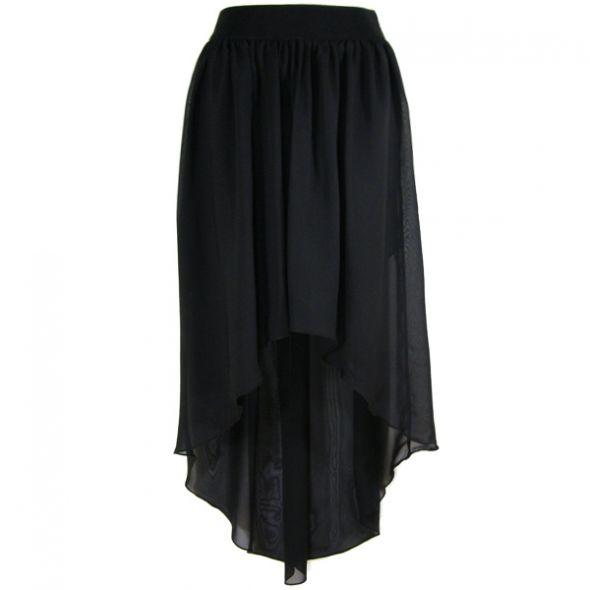 Ubrania Asymetryczna spódnica midi