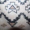 Cekinowa spódniczka aztecki wzór