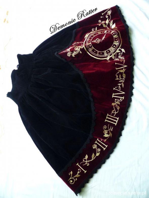 Spódnice Magic Potion spódnica z haftem