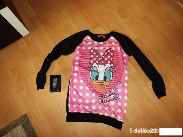Nowa Oryginalna Bluza Bluzka BERSHKA rozm L