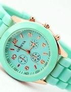 Zegarek geneva jelly watch 7 kolorów SKLEP