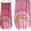 boho band of gypsies maxi skirt