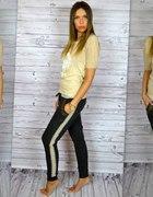 Eleganckie spodnie dresowe