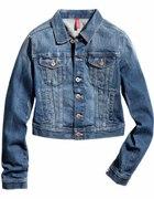 katana kurtka jeansowa ramoneska 38 36