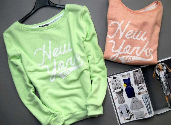 New york 3 kolory