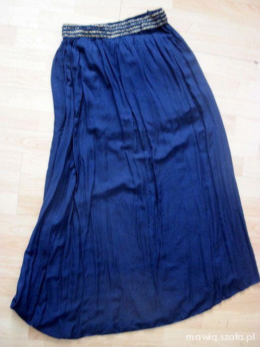Spódnice spódnica maxi roz s