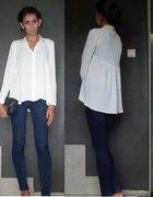 Koszula h&m & jeansy
