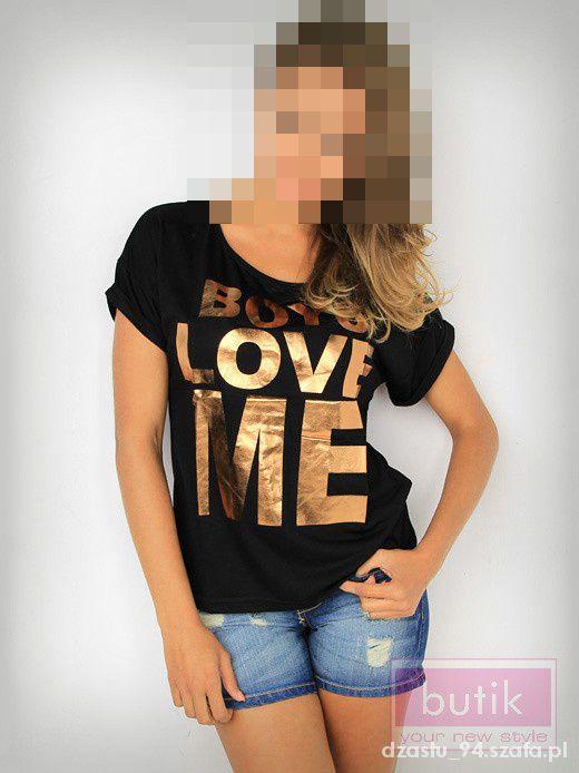 Koszulka Boys Love Mee