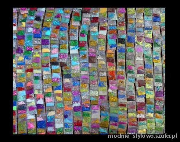 Paznokcie 50 woreczków ozdób NOWE