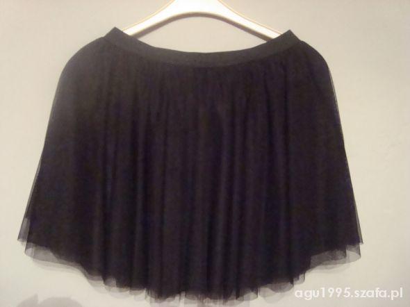 Spódnice spodniczka zwiewna Bershka