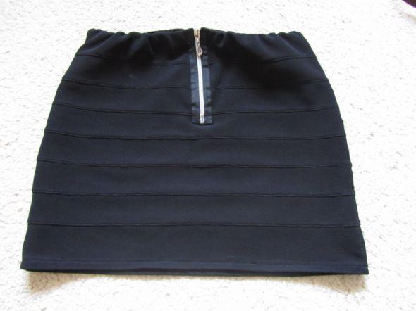 Spódnice bandażowa spódnica z zipem