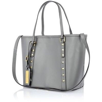 szara torba shopper river island...
