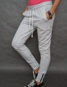 dresowe spodnie