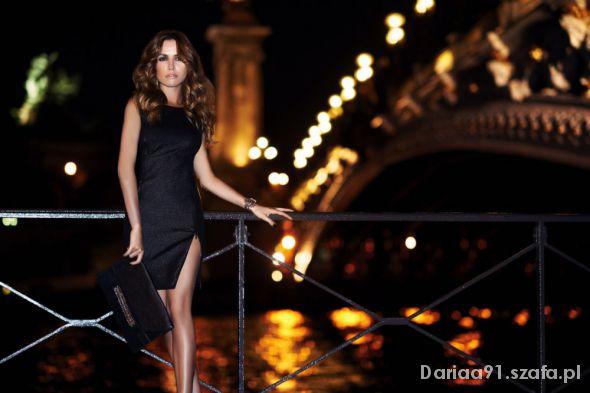 Eleganckie sukienka exclusive MOHITO